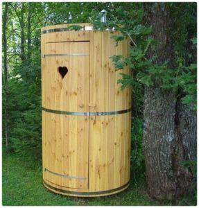 построить туалет на даче своими руками пошаговая инструкция - фото 5