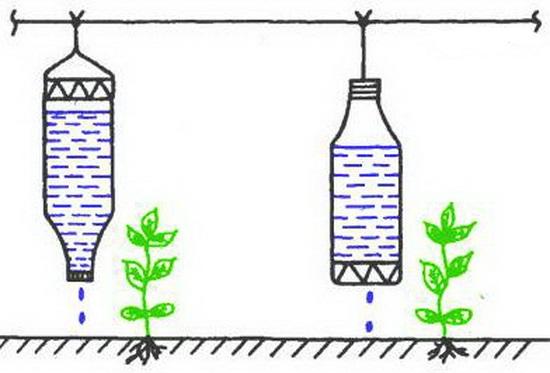 Как сделать самому капельный полив на даче