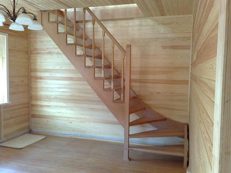Лестницы своими руками на дачах