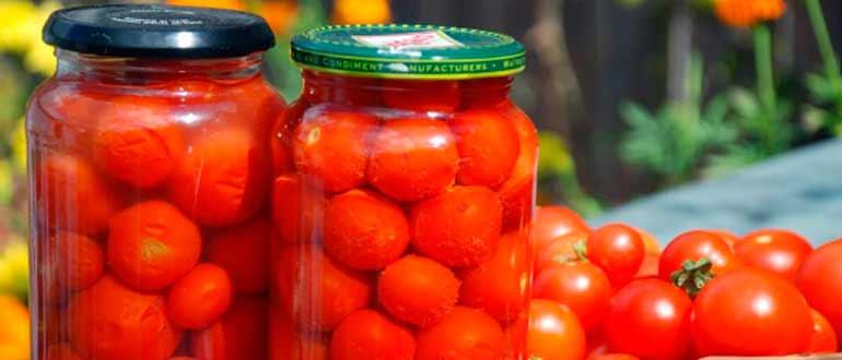 Как помидоры сохранить свежими на зиму в домашних условиях 369
