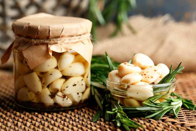 Рецепты для потенции из чеснока
